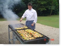Butlers Pantry BBQ Service